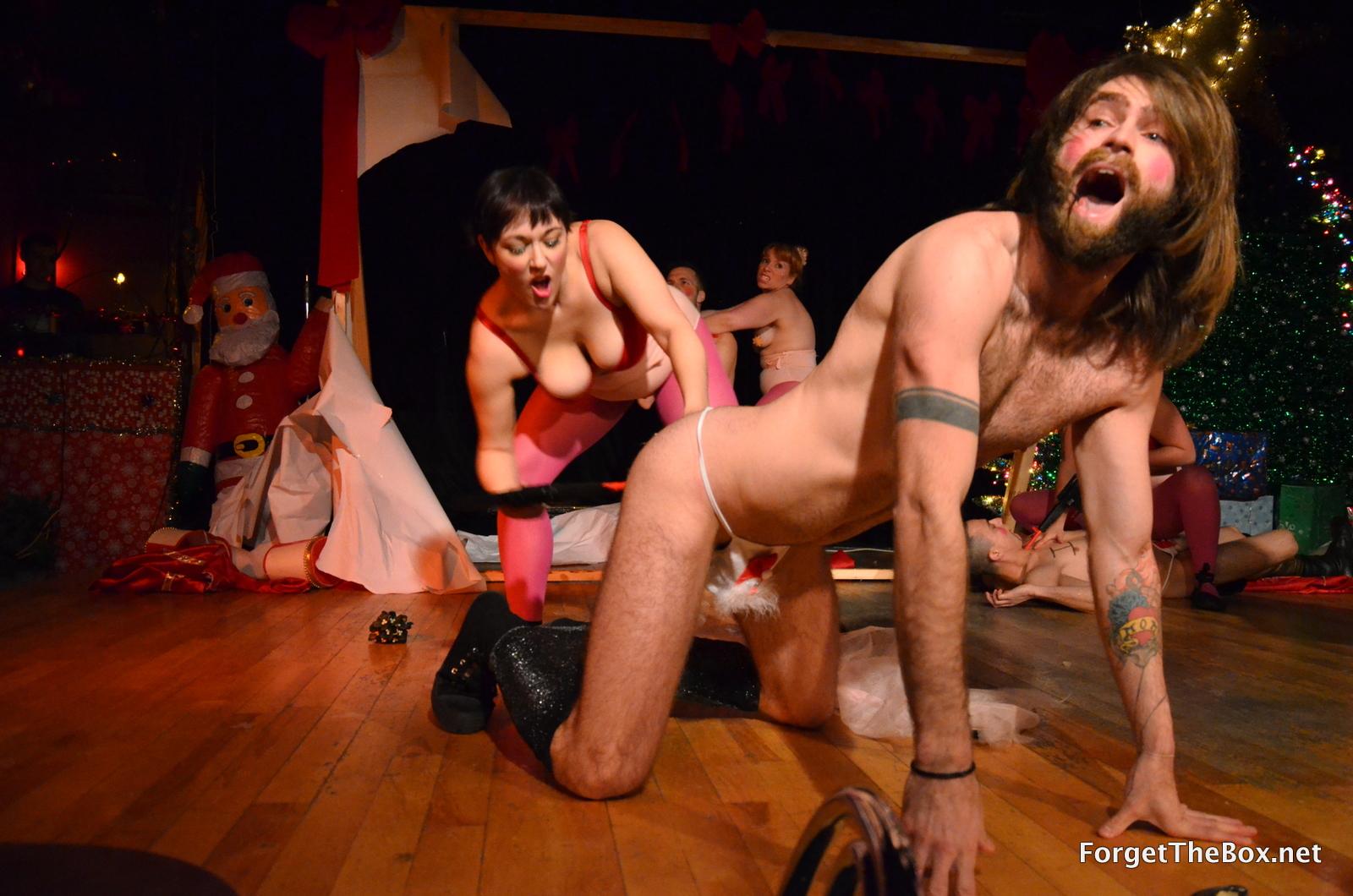 tits the season, indeed - glam gam presents tits the season 2 get