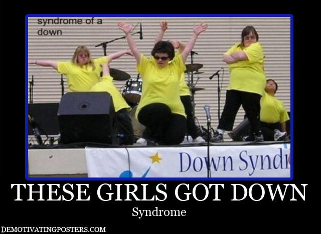 gone demotivational Girls wild