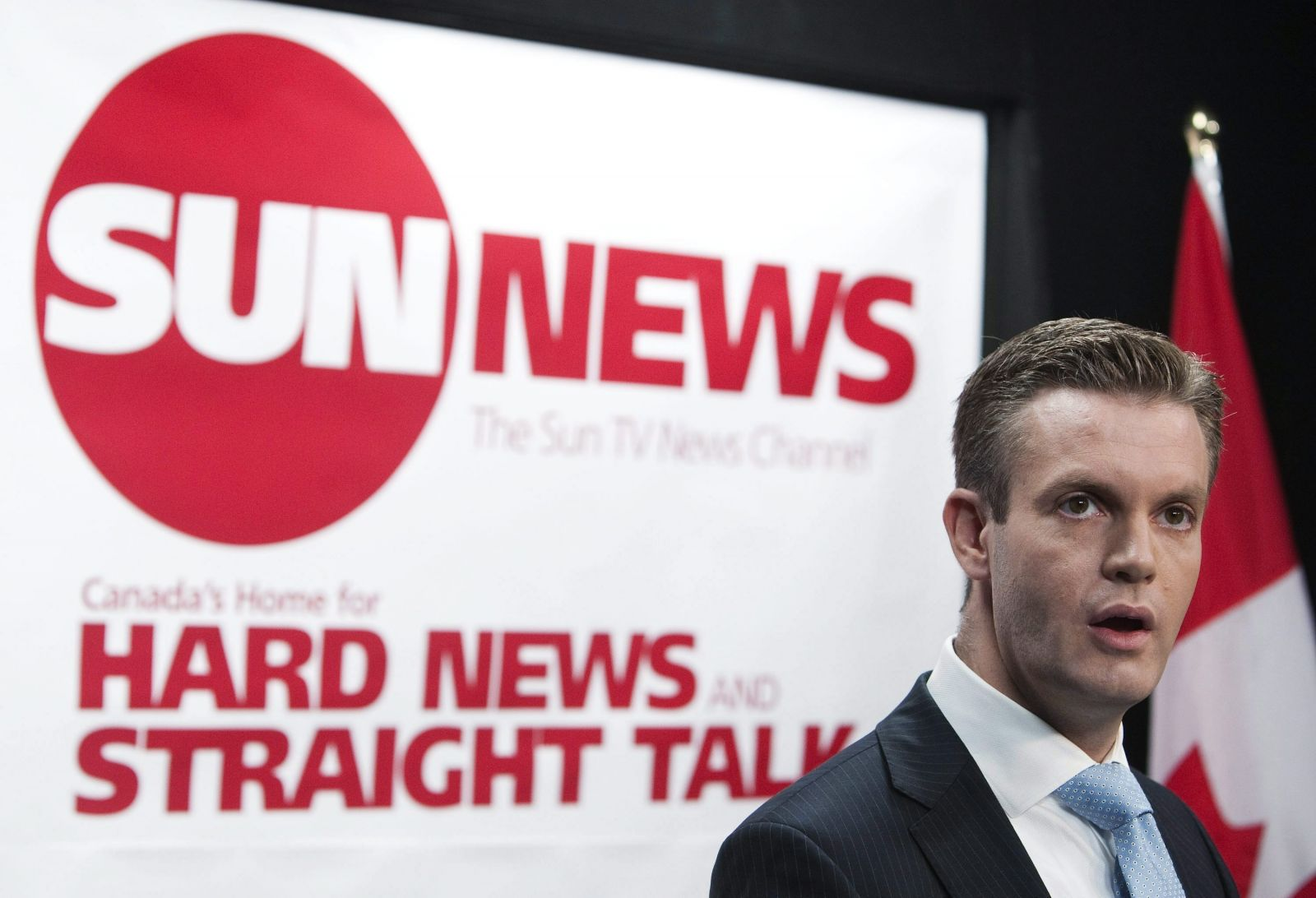 "Kory Teneycke, straight from the PMO to the ""Media"""