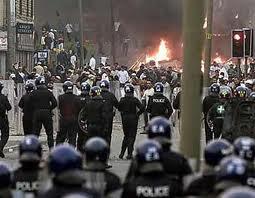 UK riot