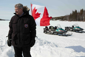 harper arctic sovereignty