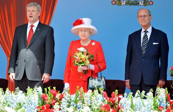 Queen-Elizabeth-Visits-Canada-Day