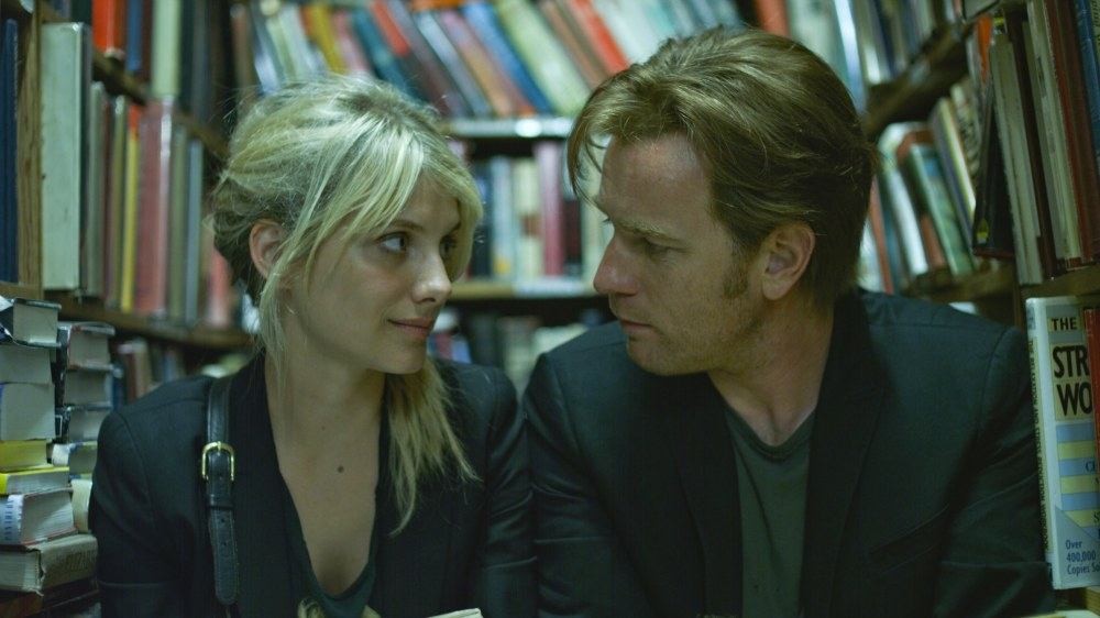 Melanie Laurent and Ewan McGregor in Beginners