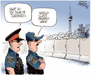 The G20 in Toronto