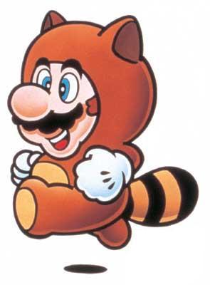 Tanooki-Mario