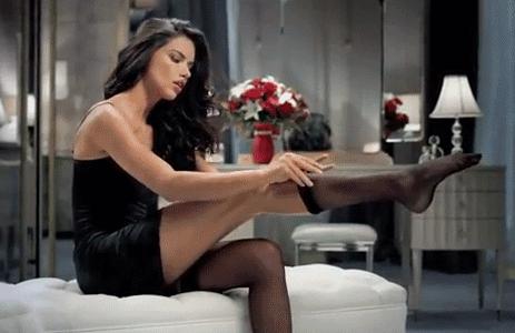 HD movies Stockings porn