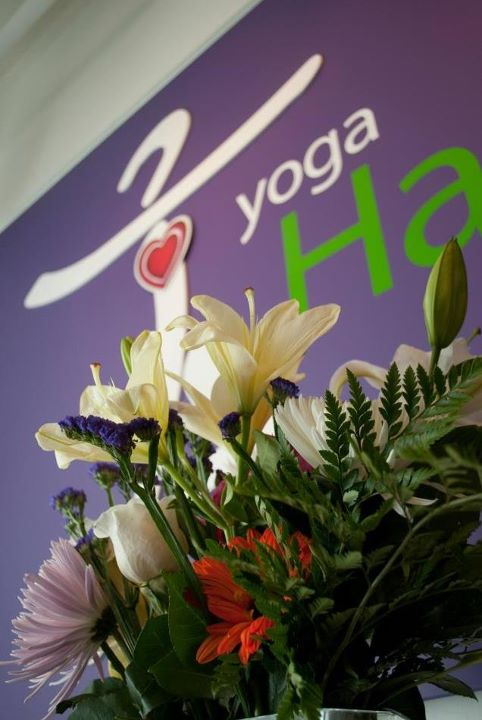 happy tree yoga