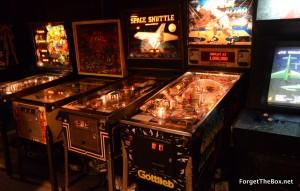 Foonzo Pinball Machines