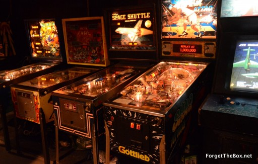 Foonzo Pinball Machines