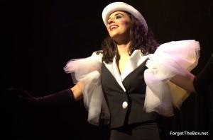 Penny Romanoff burlesque tap dance