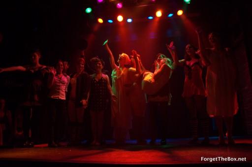 The Blood Ballet Cabaret
