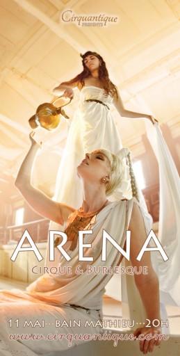 Arena Cirque et Burlesque