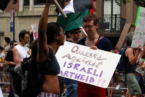 New York City Pride Parade 2011
