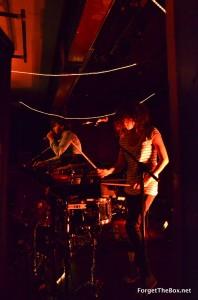 Yuksek at Sala Rosa - Photo Pascale Yensen
