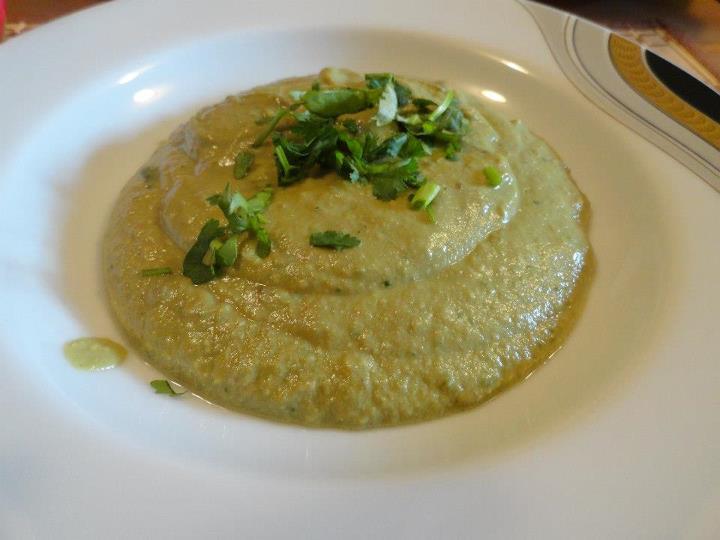 The Bucerias: Maria's Avocado Soup