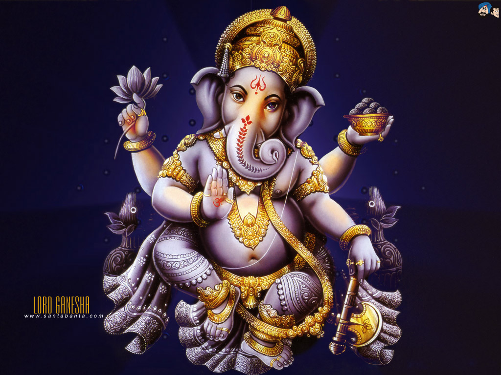 Lord Ganesha, the Remover of Obstacles in the Hindu tradition