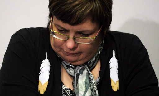 Attawapiskat chief Theresa Spence - Sean Kilpatrick/CP