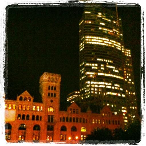 Windsor Station Place du Canada Montreal instagram