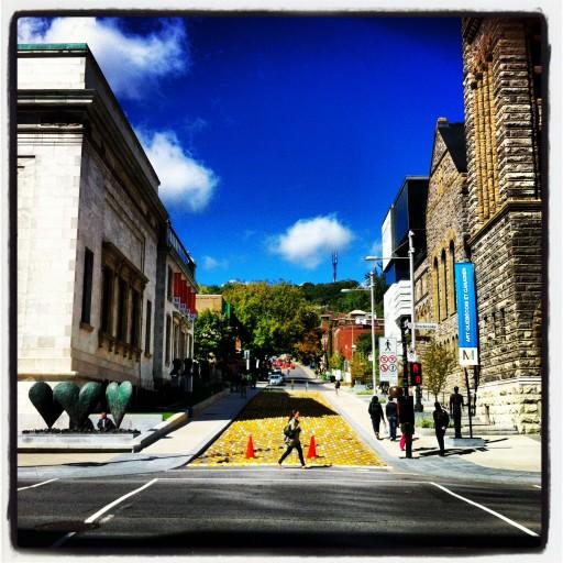 avenue du musee montreal instagram