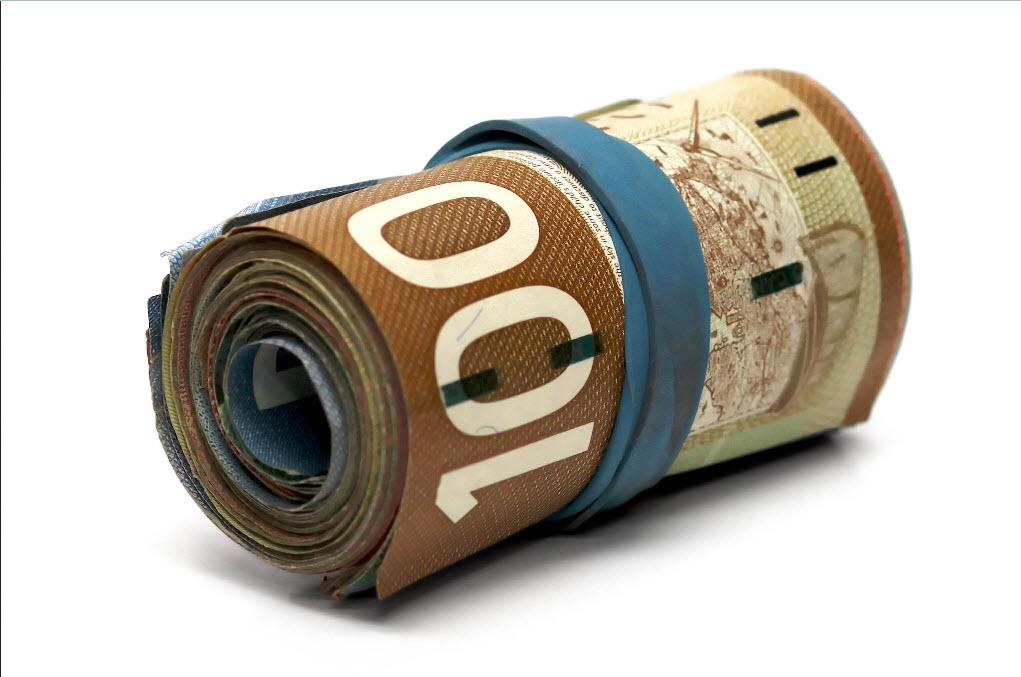 Canadian Money Shot