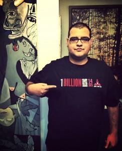 one billion rising me me me