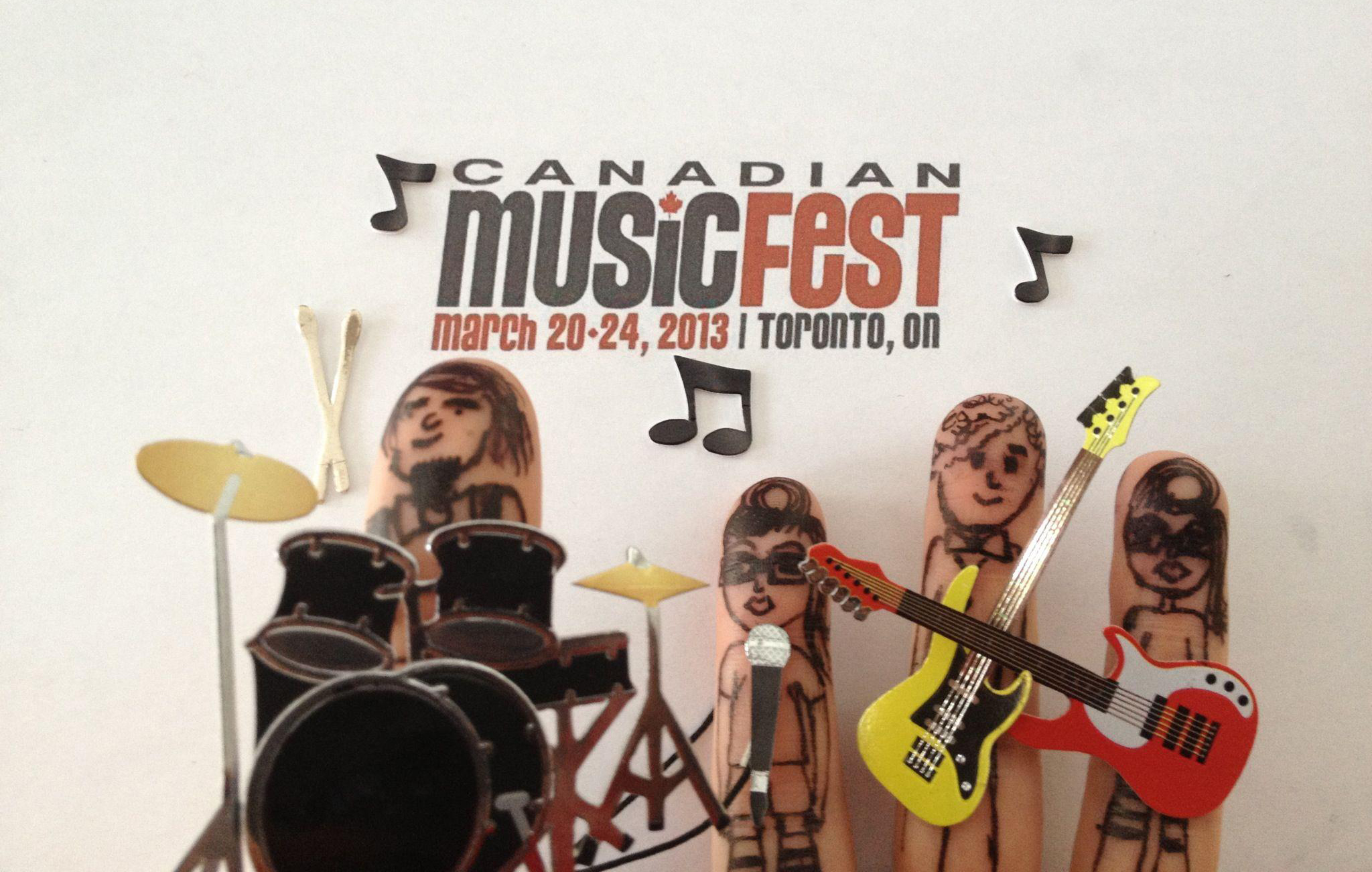 Canadian-Music-Week