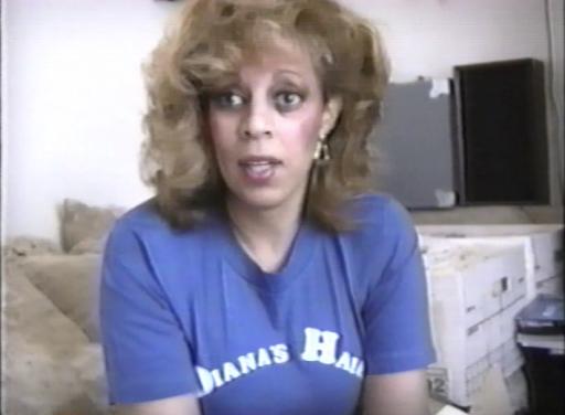 DiAna DiAna (Photo still from DiAna's Hair Ego, 1991)