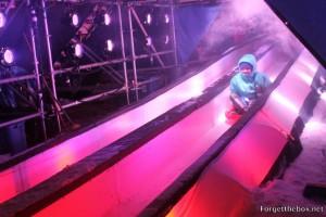 Slides at Montreal en Lumiere