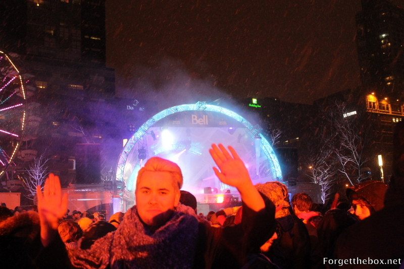 Montreal Nuit Blanche