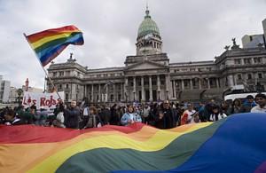 argentina gay rights