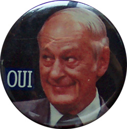 rene levesque pin