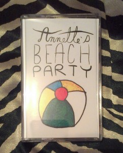 Annettes Beach Party