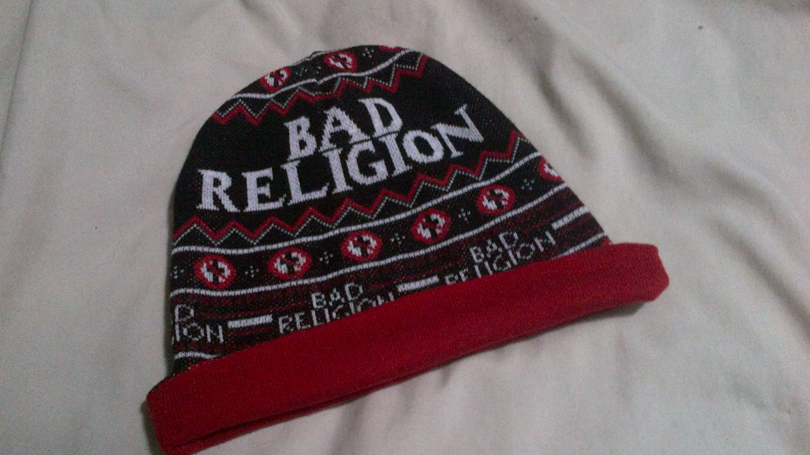 bad religion hat