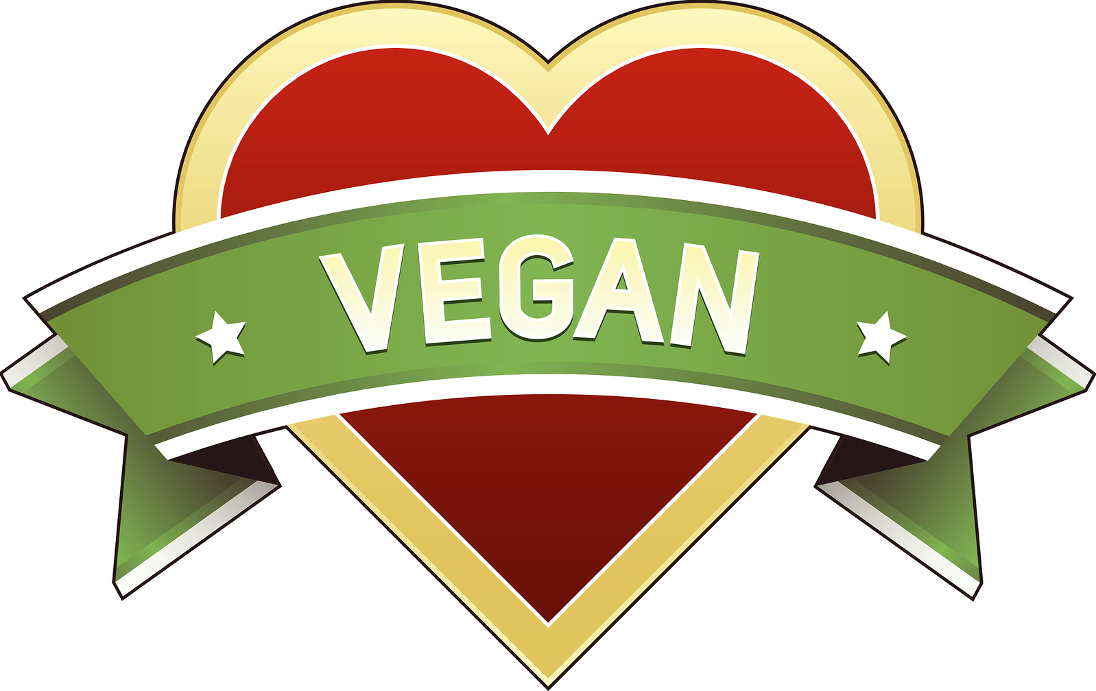 bigstock-Vegan-Food-Label-4899663