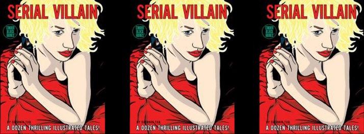 serial villain cover