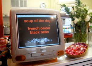 soup menu