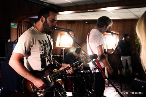Adonis Adonis on NXNE M for Montreal boat cruise