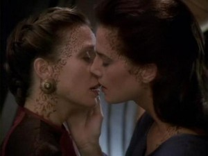Star Trek - DS9 - 4x06 - Rejoined