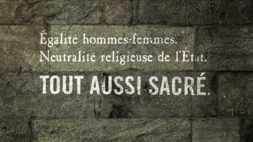 charter of quebec values ad