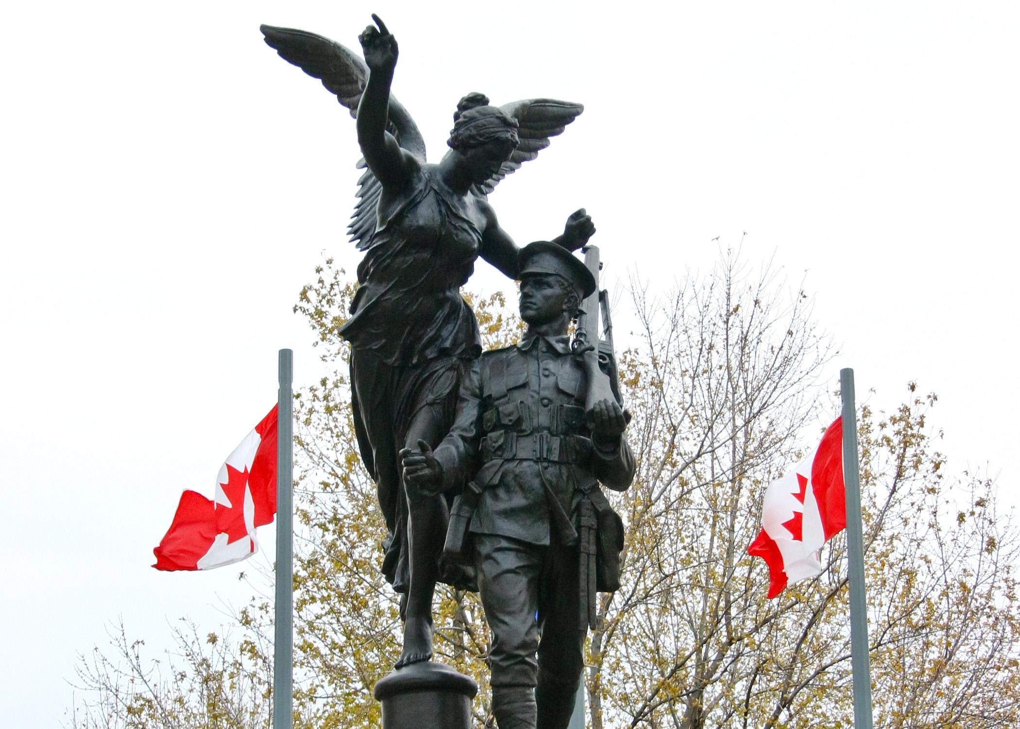 Westmount war memorial