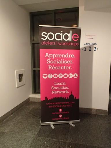 social sign