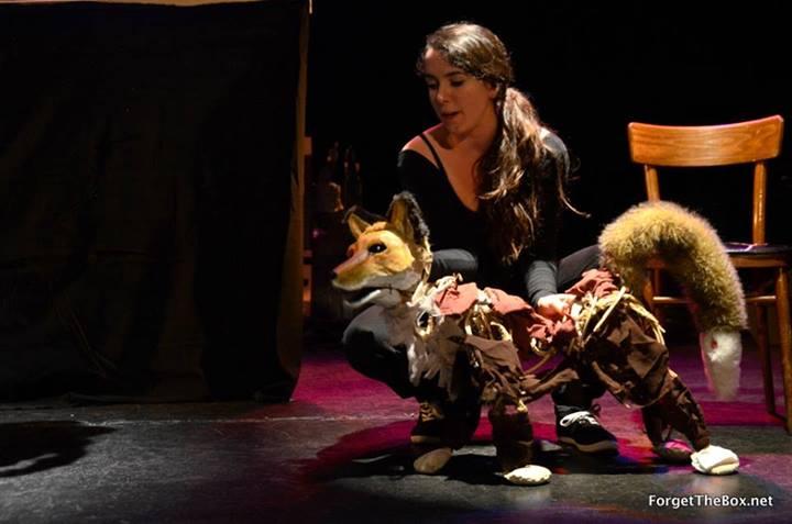 fringe puppet show