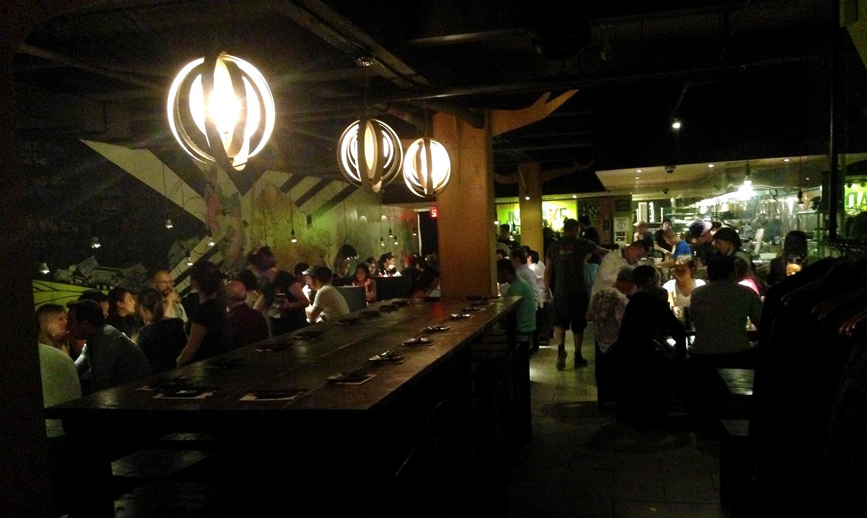 Imadake pub japonais