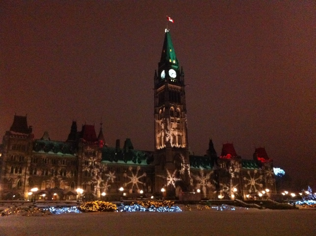 parliament hill holidays