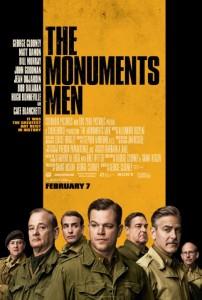 MonumentsMen Poster