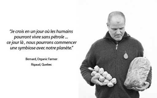 robert van waarden bernard organic farmer