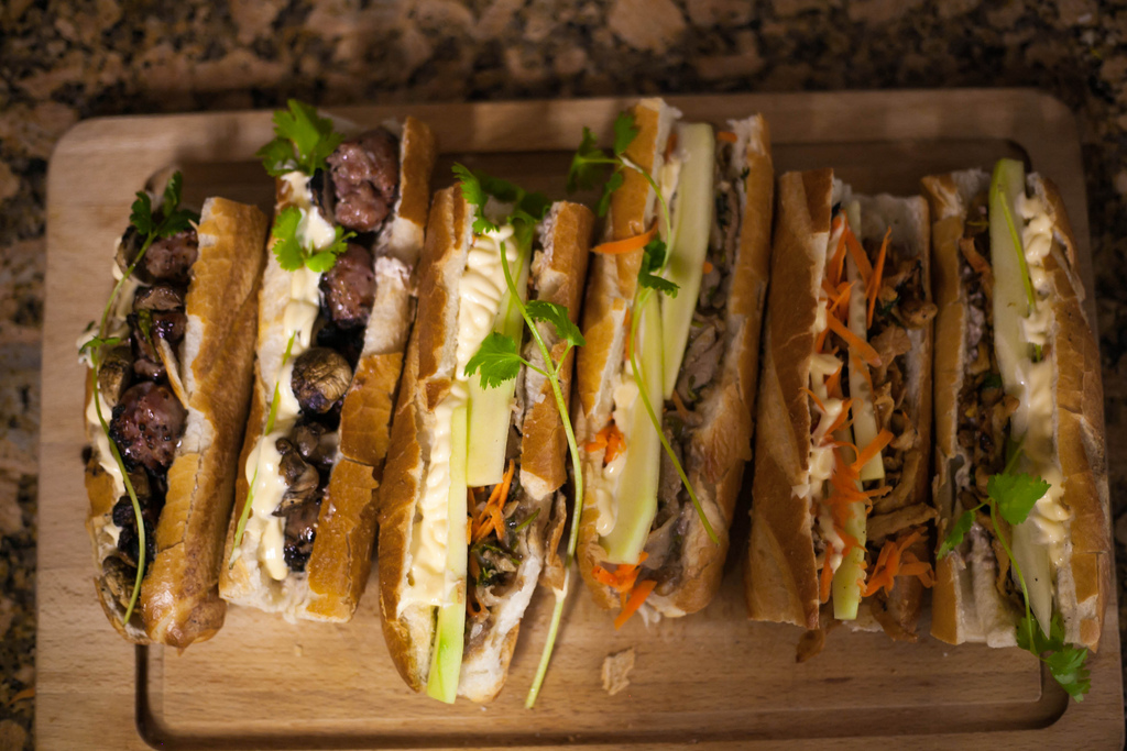 Banh mi by sodani chea via flickr