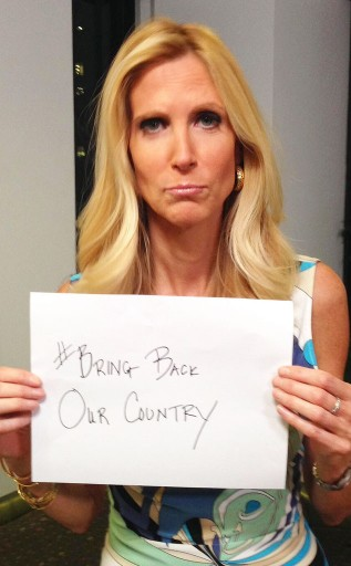 ann coulter bring back our country