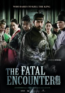 Fatal Encounter poster