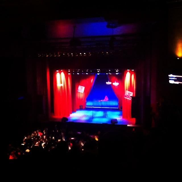 JFL ethnic show stage